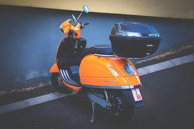 Choisissez une assurance pour un scooter 125 cc